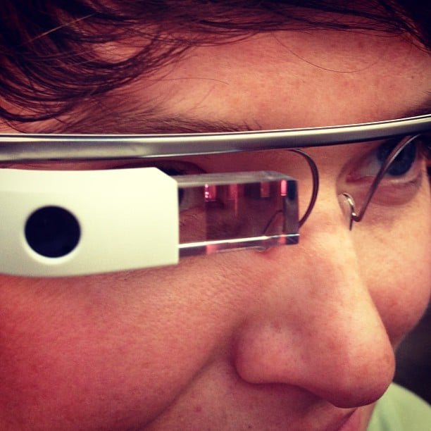Der Horror: Google Glass