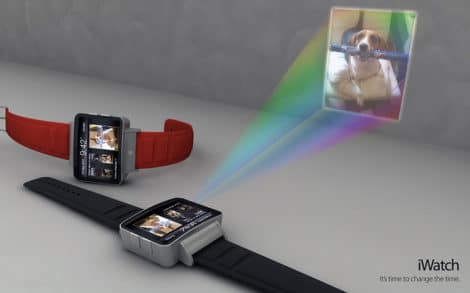 iWatch von Apple