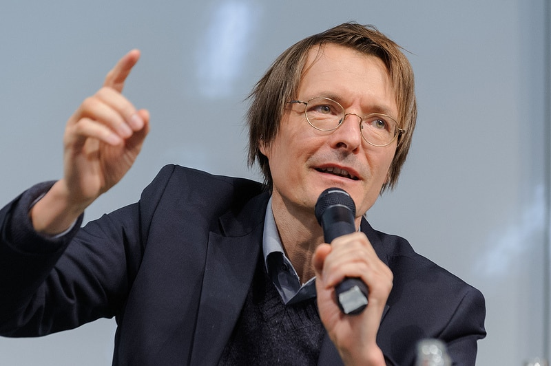Prof. Dr. Karl Lauterbach (SPD)