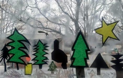 Kreative Weihnachtsfeier