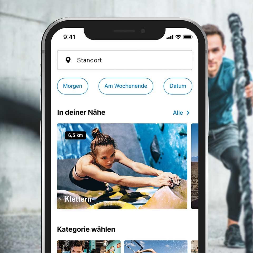 JOCHEN SCHWEIZER NOW-App